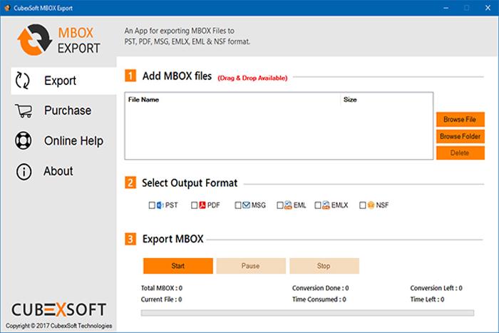 MailsMagic MBOX to Zimbra 1.0